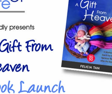 A Gift From Heaven Book Launch