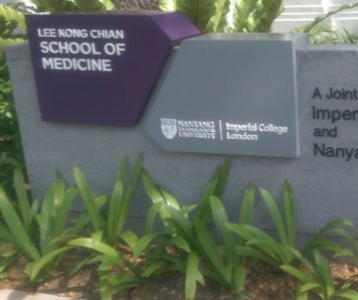 Lee Kong Chian-Imperial College Medical School