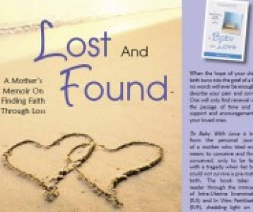 4th Publicity of Lost And Found Book – Capital 95.8FM Recorded Interview (Radio)