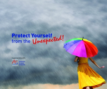 Protect Yourself from the Unexpected!