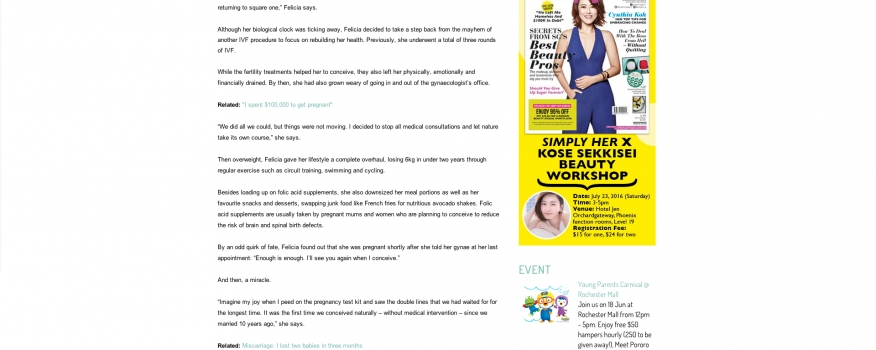 A Gift From Heaven Book – Young Parents (Magazine)