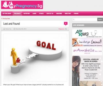myPregnancy.sg (Online)